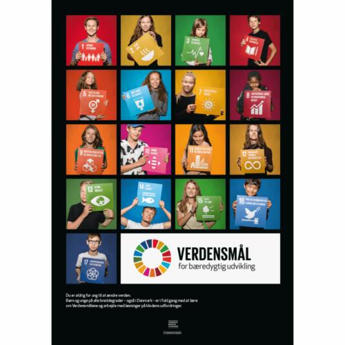 Poster D - 17 Verdensmål-0