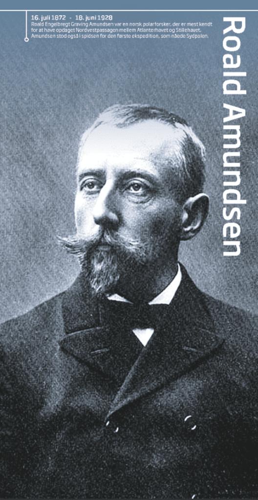 roald amundsen g