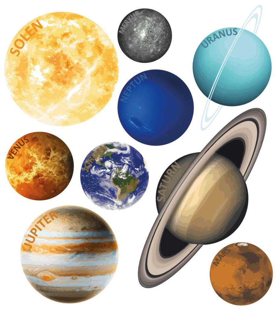 solsystemet medium Tegnebraet 1