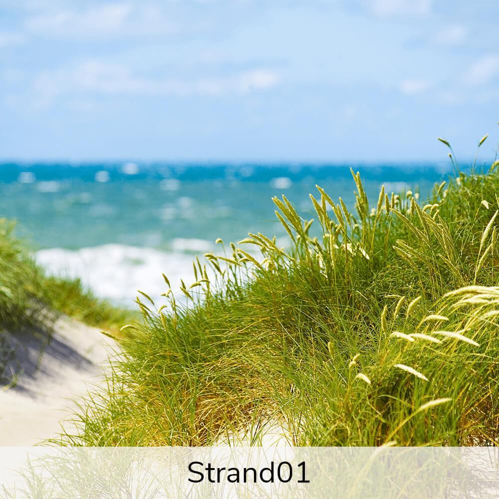 Vægramme - Strand-motiver-0