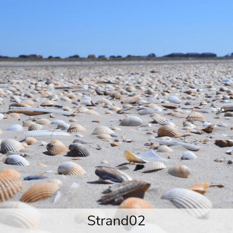 Vægramme - Strand-motiver-28655