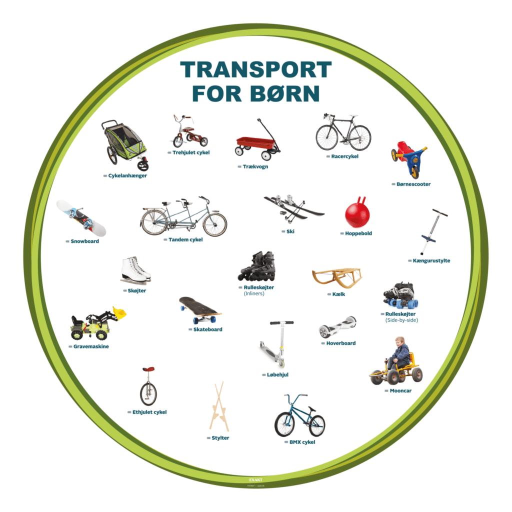 transport for boern 1000 d