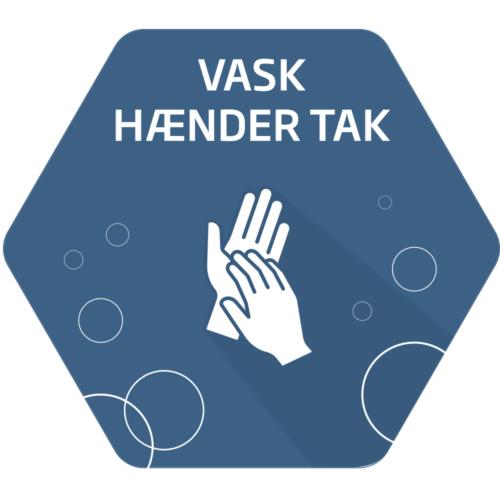 Vask hænder, pakke med 5 stk.-0