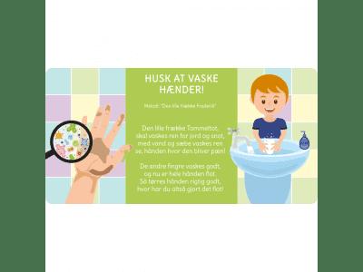 Husk at vaske hænder - Lille Frække Frederik-0