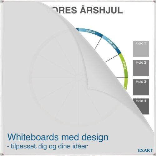Whiteboards med dit design - Specialmål-0